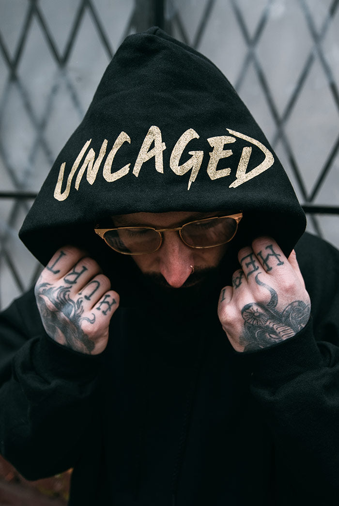 Uncaged Vol. 4 Roman Crown Pullover