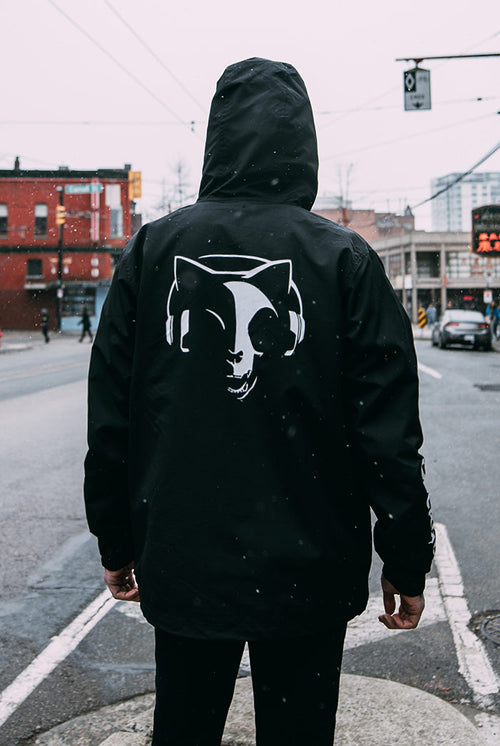 Uncaged Vol. 4 Storm Windbreaker