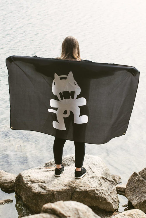 Monstercat Flag