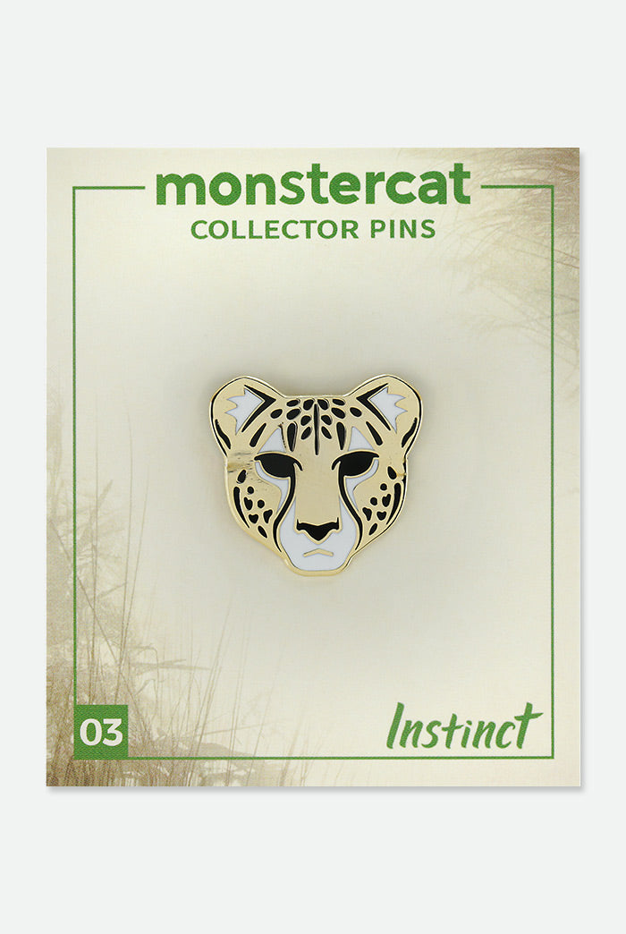 Instinct Vol. 3 Pin