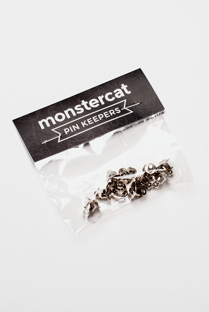 Monstercat Pin Keepers