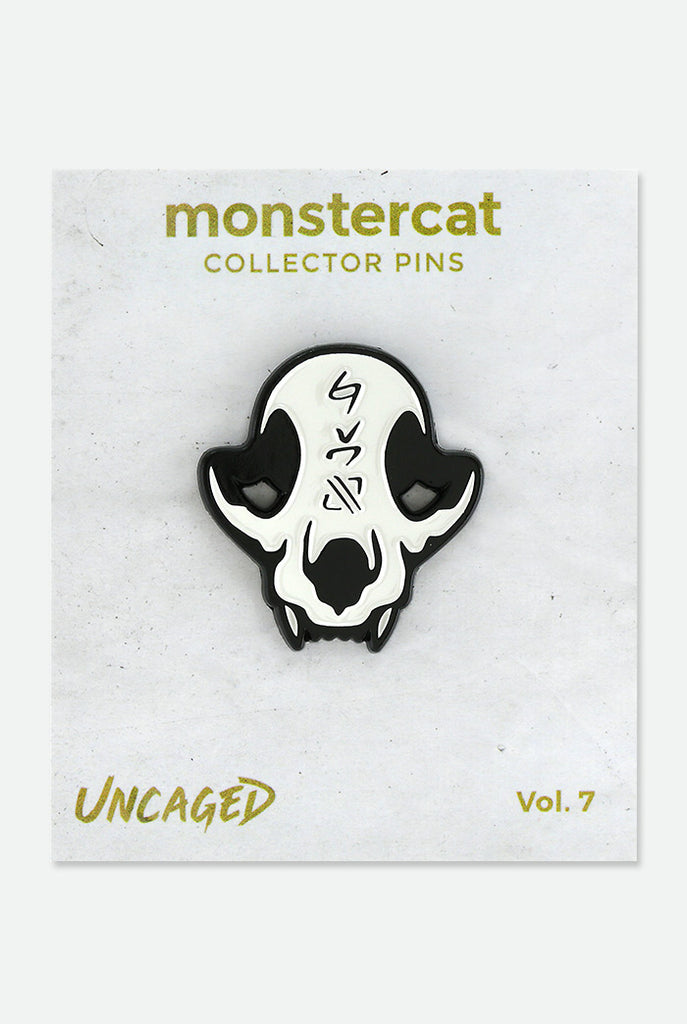 Uncaged Vol. 7 Enamel Pin