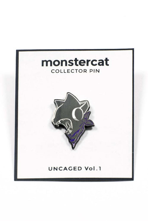 Uncaged 01 Collector Pin