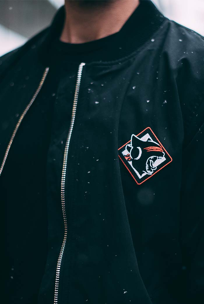 Monstercat Uncaged 03 Embroidered Patch