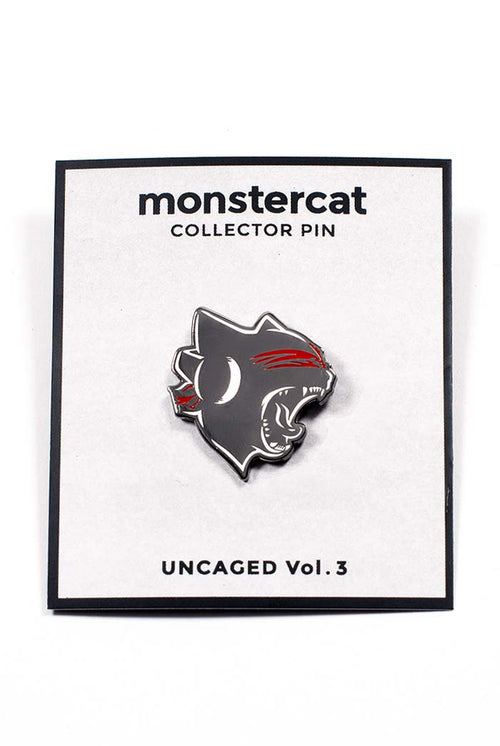 Uncaged 03 Collector Pin