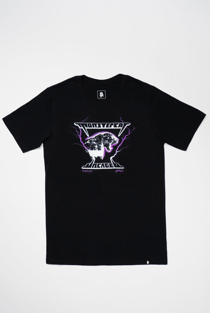 Uncaged Vol. 9 Mens UV Cat T-Shirt