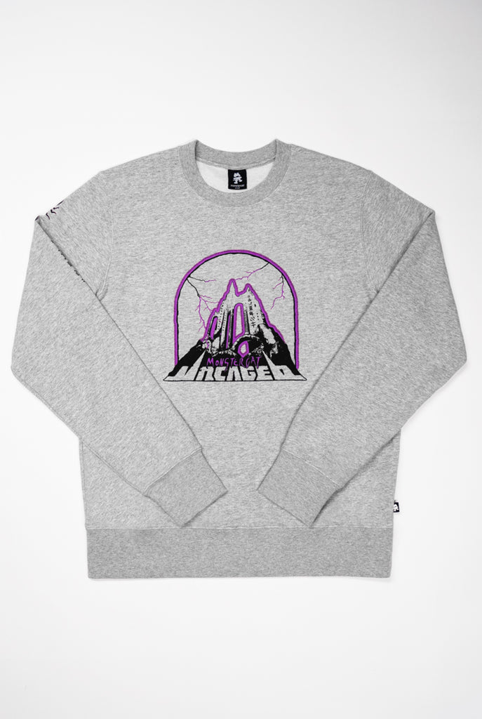 Uncaged Vol. 9 Mens Electric Crewneck
