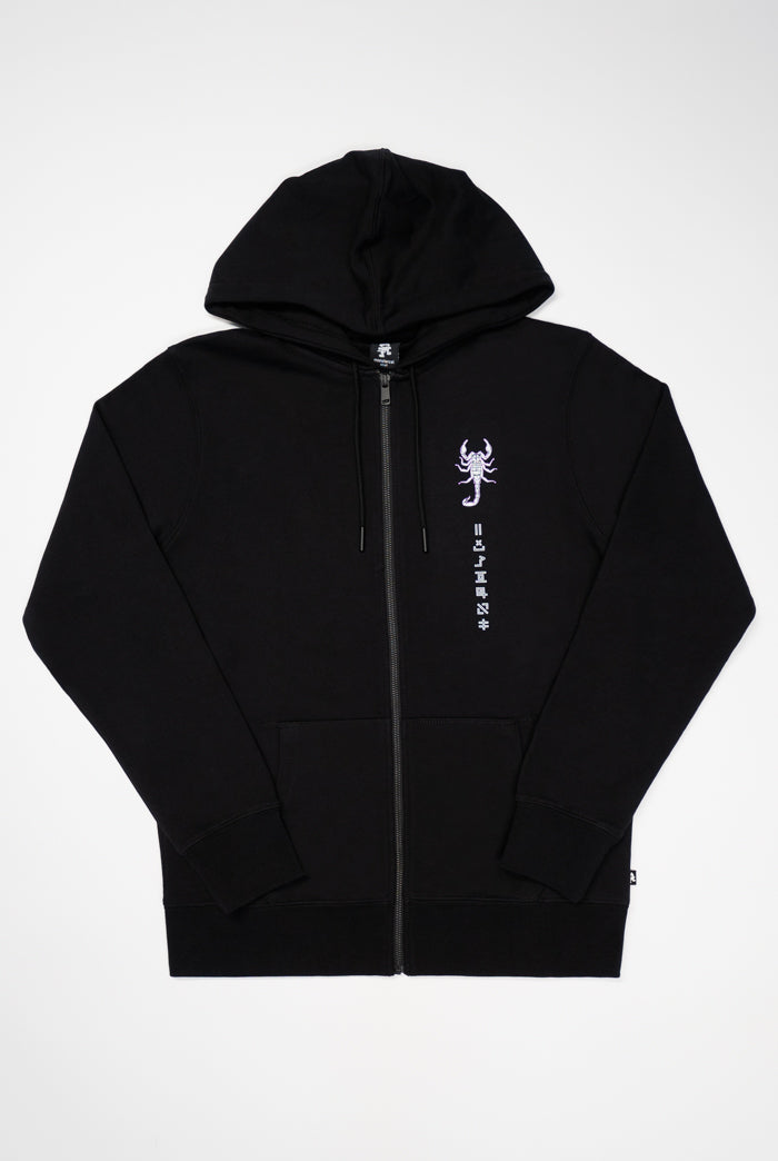 Uncaged Vol. 9 Mens Voltage Zipped Hoodie