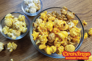 3 Bowls of Cravings Fundraiser Popcorn | Lansing, Michigan