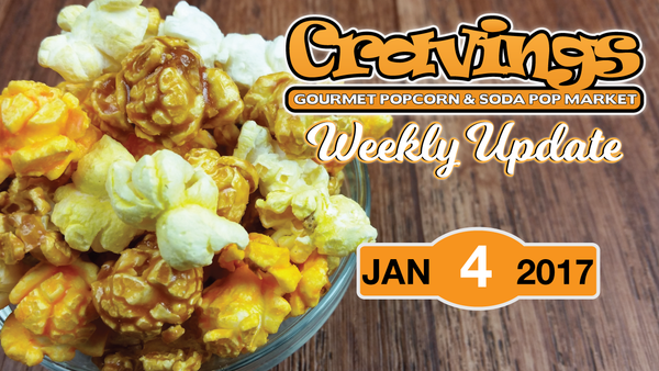 Cravings Popcorn Weekly Update
