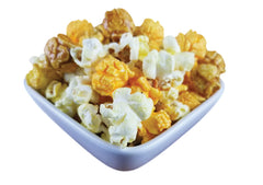 BUTTERY CHEDDAR CARAMEL MIX | MICHIGAN'S BEST POPCORN
