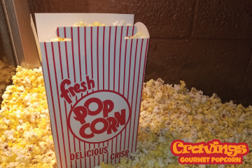 Box of Movie Popcorn | Cravings Popcorn | Lansing