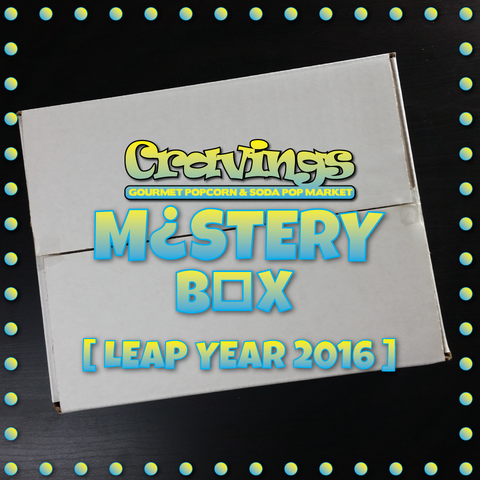 Mystery Box 2016 Leap Year Edition