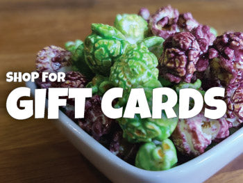 SHOP FOR GIFT CARDS | CRAVINGS GOURMET POPCORN