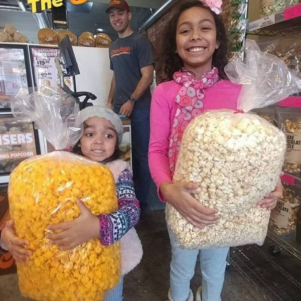 Shop for cheesy popcorn