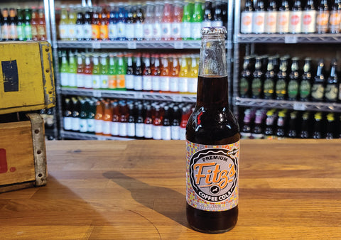 FITZ'S COFFEE COLA | CURBSIDE PICK-UP
