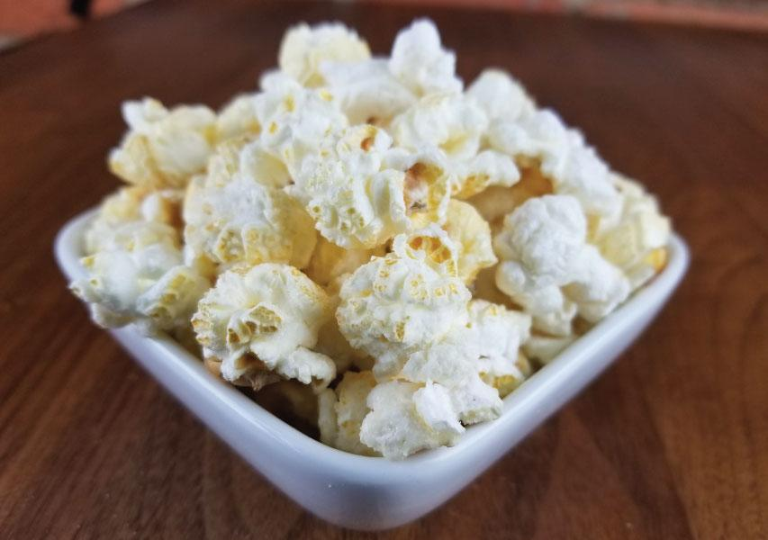 Holt Links Popcorn Fundraiser