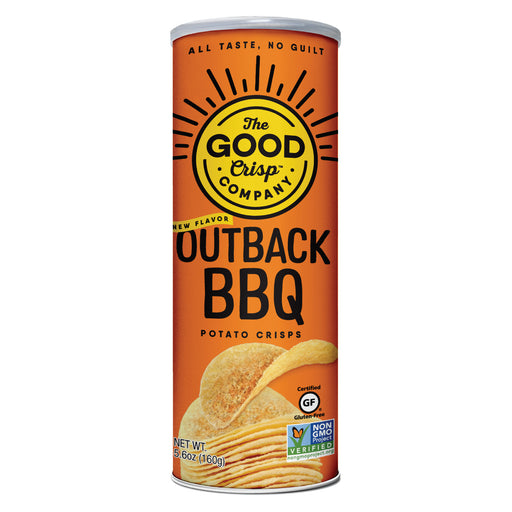 Outback BBQ Potato Crisps