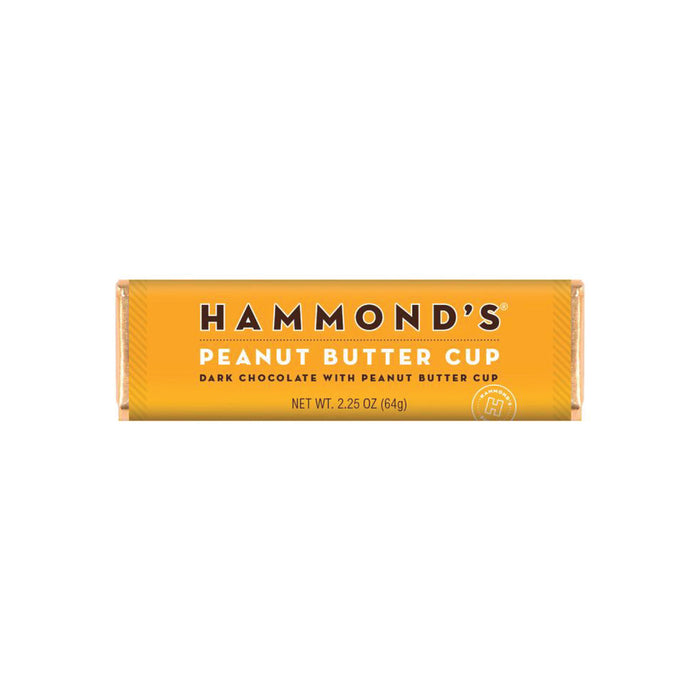 HAMMOND'S PEANUT BUTTER CUP DARK CHOCOLATE