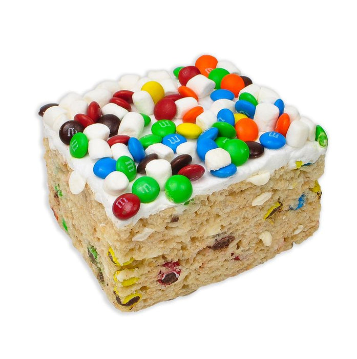 Treat House Jumbo 6oz M&M Rice Krispie Treats