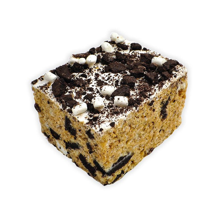 Treat House Jumbo 6oz Cookies and Cream Krispie Treats