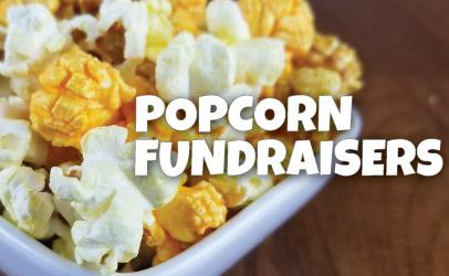 Easy popcorn fundraisers in Michigan