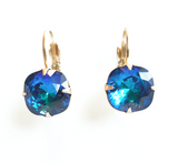 10MM Royal Blue Earrings
