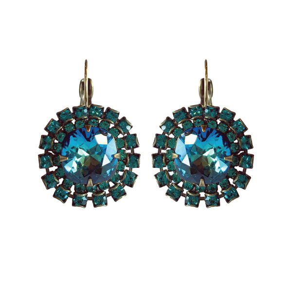 Swarovski-Winter is Coming Earrings