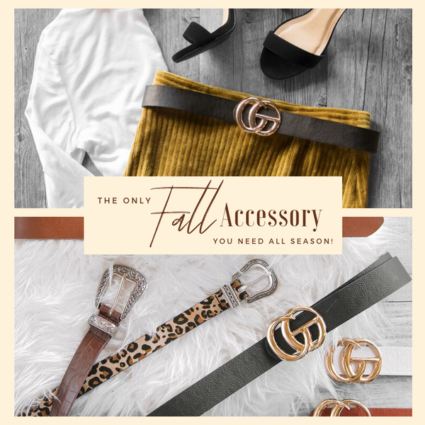 The Only Fall Accessory You Need: The Highlight Belt | Priceless