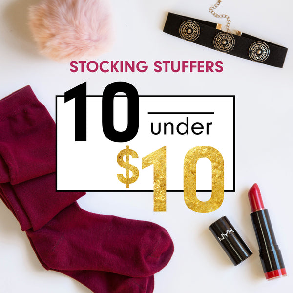 10 Stocking Stuffers Under $10