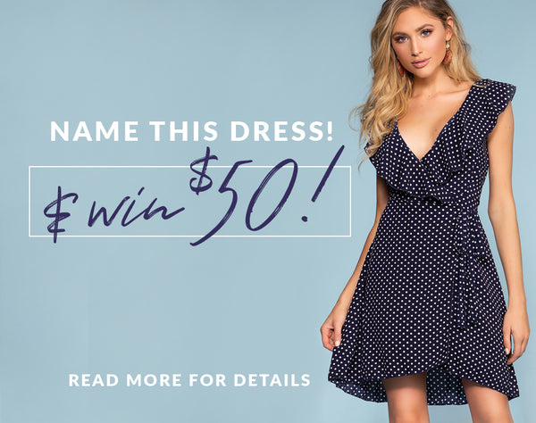 Name This Dress & Win $50! (Closed)