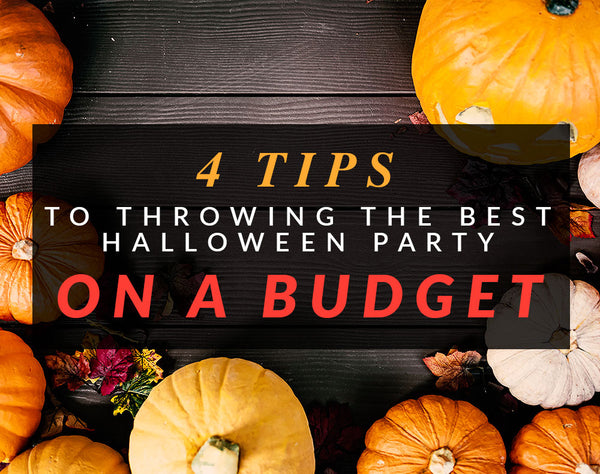 4 Tips to Throwing the Best Halloween Party On a Budget! | Priceless