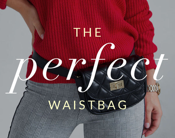What To Look For In The Perfect Waist Bag