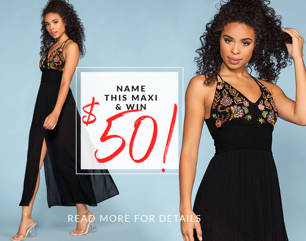 Name This Maxi & Win $50! (Closed)