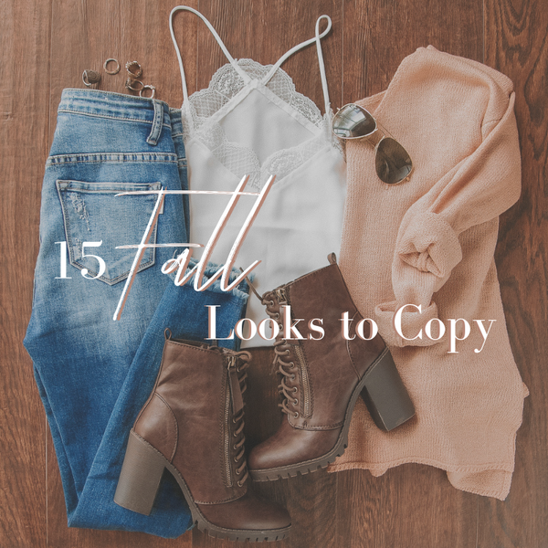 15 Popular Women's Fall Outfits to Copy | Priceless