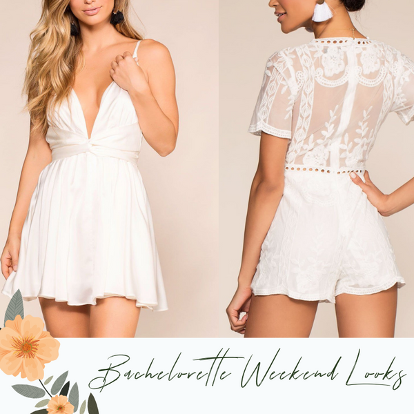 Grab the Girls: Bachelorette Weekend Outfits | Priceless