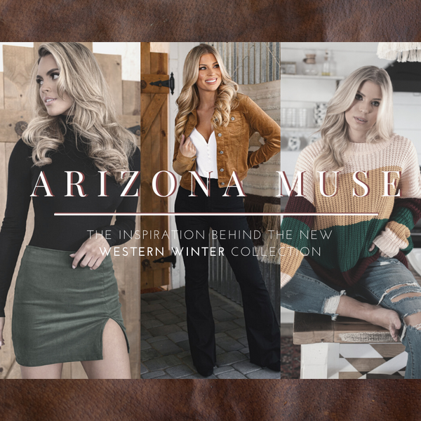 Arizona Muse: The Western Winter Collection | Priceless