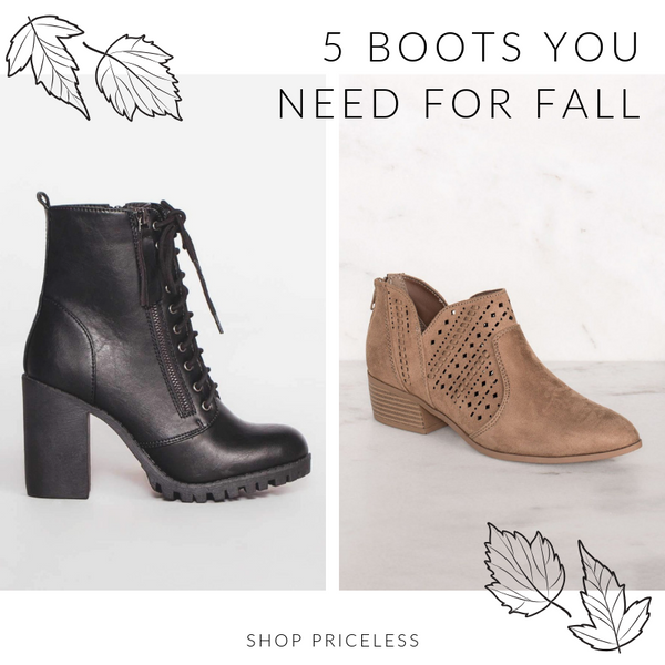 5 Best Fall Boots to Have This Year & Every Year | Priceless