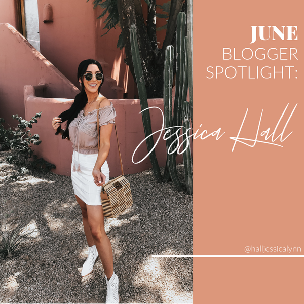 Instagram Blogger To Follow: Jessica Hall | Priceless