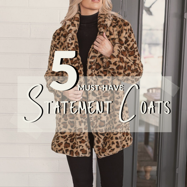 5 Must-Have Statement Coats for Winter | Priceless