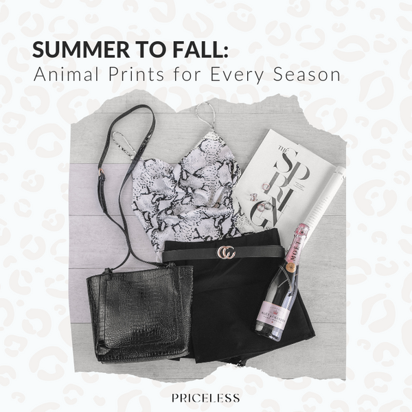 Summer to Fall: Animal Prints for Every Season | Priceless