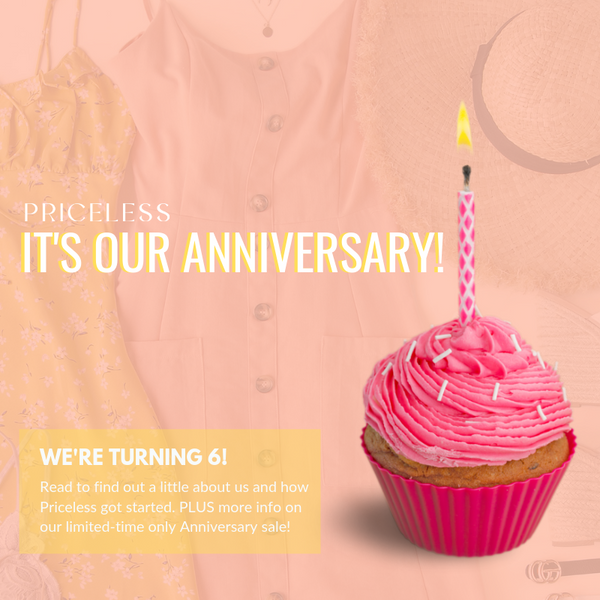 Anniversary Sale Time! | Fashion Blog | Shop Priceless