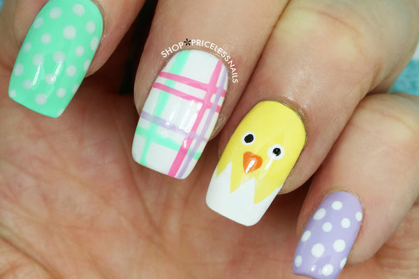 Mani Monday: Easter Nails
