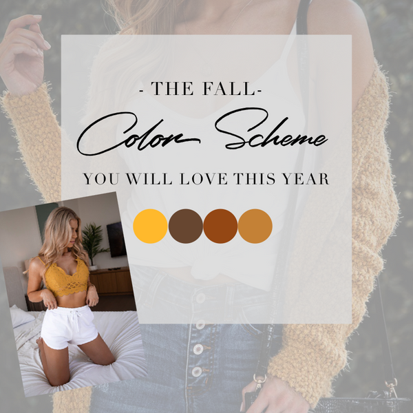 The Fall Color Scheme You Will Love This Year | Priceless