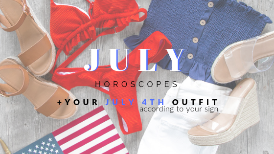 Your July 4th Outfit Based On Your Sign | July Horoscope | Priceless
