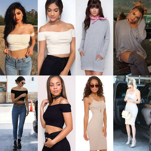 Look For Less: Copying The Kardashians/Jenners - Part 2