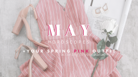 Your Pink Outfit According to Your Sign | May Horoscope | Priceless