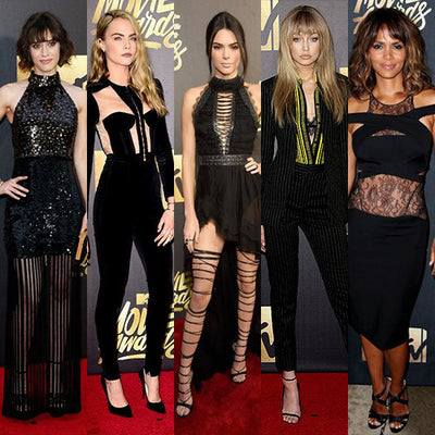 MTV Movie Awards 2016: Red Carpet Fashion