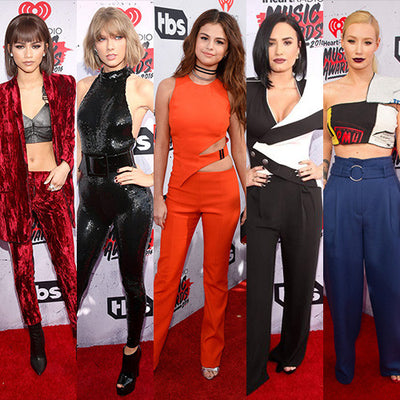 iHeartRadio Music Awards 2016: Red Carpet Fashion