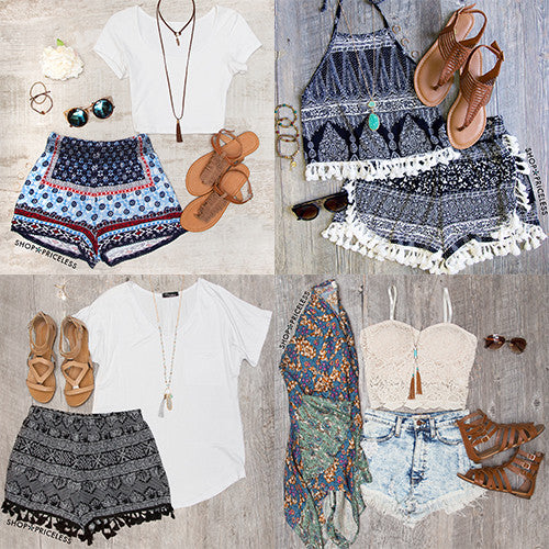 Top 10 Outfits for Summer!